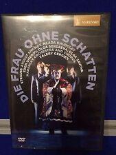 Nuovo non sigillato Strauss - Die Frau Senza Schatten (DVD, 2013, 2-Disc Set)