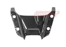 YAMAHA FZ09/MT09 CARBON FIBER UPPER HEADLIGHT TOP MOUNT COVER PANEL FAIRING
