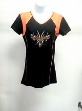 HARLEY DAVIDSON CAFE  LAS VEGAS - WOMEN T-SHIRT 2XL - BRAND NEW - GREAT BUY