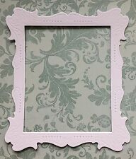 Large Picture Frame style Die-cuts With Delicate Detail (white)