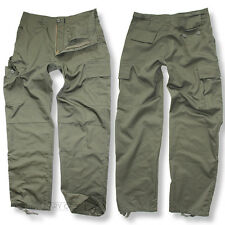 MILITARY ARMY PANTS US STYLE MP3 COMBAT BDU TROUSERS CAMO BATTLE DRESS