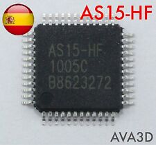 AS15-HF AS15 IC circuito integrado CMOS T-con lcd QFP48 smd