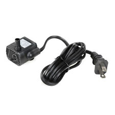 New AC 110V 3W Submersible Water Pump Aquarium Fountain Fish Pond Micro Mini US