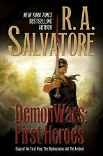DemonWars: First Heroes: The Highwayman and The Ancient (Saga of the F-ExLibrary