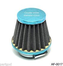42mm Air Filter for 250cc ATVs Quad 4 Wheeler Dirt Pit Bikes