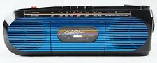 Vintage General Electric Sidestep GE AM FM Stereo Cassette Player Boombox Retro