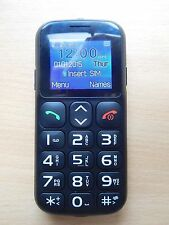 BIG BUTTONS Mobile Phone Unlocked, Dual Sim, SOS Function, Loud and Easy to Use