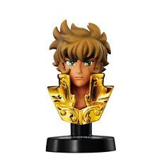 Bandai Saint Seiya Saint Mask Chronicle Head Bust Figure  Gold Leo