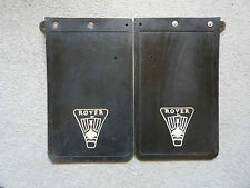 ROVER P5 / P5B Rear Mudflap kit  New Old Stock  Genuine. Part no 380728.