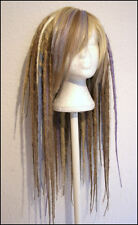 CUSTOM dread full length wig - long synthetic dreadlock wig - Made to order