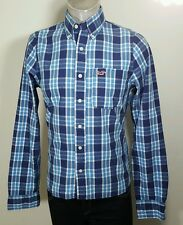 Hollister camicia button down a quadretti medio