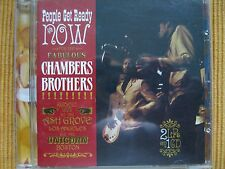 CHAMBER BROTHERS - PEOPLE GET READY / NOW ( REPERTOIRE RECORD ) 2 ALBUMS ON 1 CD