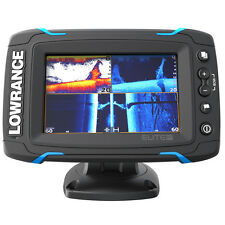 Lowrance Elite-5 Ti Touch Combo - Med/High/455/800 HDI  000-12421-001