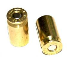 "2 Real 45 Auto ""Brass"" Bullet Valve Stem Dust Caps For Car Truck ATV Rims"