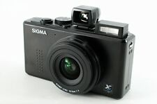 Sigma DP1x 14.0 MP w/ VF-11 Finder *Excellent* N3464