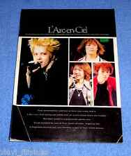 Made In Japan:L'ARC-EN-CIEL - Stationary Pad,J-Pop,J-Rock,Anime,