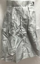 BNWT Silver Pleat Waist PRINCIPLES Skirt Size 16 (£55 on Tag)
