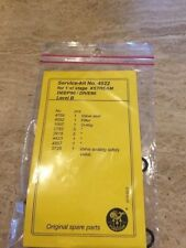 Poseidon Diver 1st Stage Xstream Service Kit - No 4822