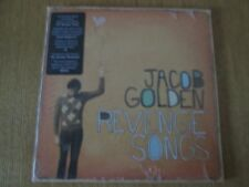 Brand New - Jacob Golden ‎– Revenge Songs - 11 Track CD Echo 2007