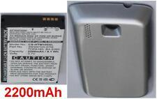 Coque + Batterie 2200mAh type 35H00125-07M BA S360 TOPA160 Pour HTC Mega 100