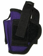 USA Made Custom Purple Tactical Pistol Holster 380 Gun Bersa Thunder ZT