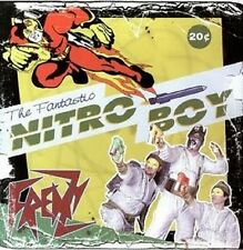 FRENZY Nitro Boy CD - PSYCHOBILLY Rockabilly - KLUB FOOT - sealed - NEW