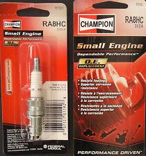 Champion Spark Plug RA8HC #810C Replaces: D6EA
