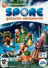 PC & MAC Game Spore Galactic Adventures ADD ON NEW