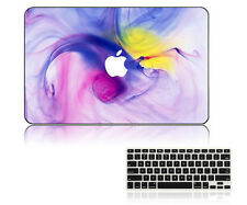 """Laptop Hard Case Shell Rubberized Keyboard Cover F Macbook Pro 13/15"""" Air 11/13"""""""