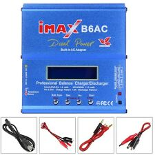 iMAX B6AC Digital LCD RC Lipo NiMh NiCD Battery Balance Charger w/ Power Adapter