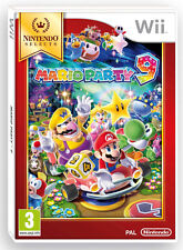 Mario Party 9 Selects (Super Mario) Nintendo WII IT IMPORT NINTENDO