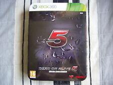 Dead Or Alive 5 - Edicion Coleccionista - Xbox 360 - Nuevo - Precintado - España
