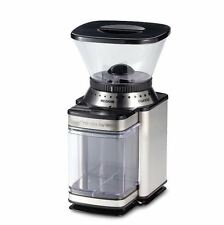 Cuisinart Supreme Grind Electric Coffee Spice Burr Mill Grinder Stainless Steel