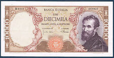 ITALIE - 10000 LIRE Pick n° 97 c  du 4-1-1968. en SUP   R 0341 069927