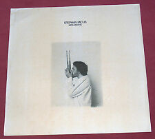 STEPHEN MICUS LP IMPLOSIONS  ORIG ALLEMAND JAPO RECORDS