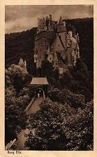 Burg Eltz, um 1930