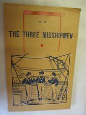 "Kingston ""The Three Midshipmen"" illustré Herzog (Second roman Anglais) Mentor"