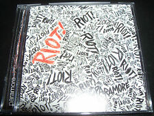 Paramore Riot (Australia) CD – Like New / Mint
