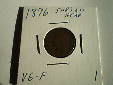 A NICE 1896 INDIAN HEAD PENNY (PLEASE SEE PICS)