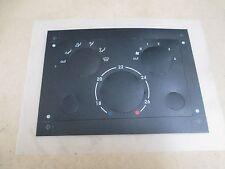 Ferrari 355, Heater, A/C, Climate Control Unit, PLATE. # 64502200