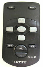 Sony RM-X115 auto vehicle Car remote control stereo fob clicker controller fob