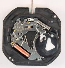 TMI Seiko/s. Epson vx42e cuarzo-reloj-obras de sustitución obra de relojes en fecha 12 horas
