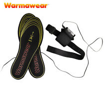 Warmawear Battery Powered Heated Insoles Shoes Boots Keep Feet Warm Snow Outdoor