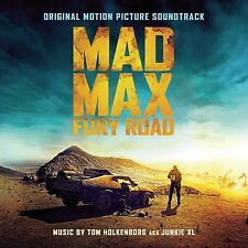 JUNKIE XL - MAD MAX: FURY ROAD/OST  CD NEU JUNKIE XL
