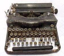 Vintage Old Original Remington Typewriter Collectible