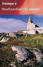 Frommer's Newfoundland & Labrador (Frommer's)-ExLibrary