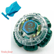 Beyblade COUNTERATTACK LEO KING D125B Metal Masters Fusion+Single spin Launcher