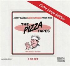 The  Pizza Tapes [Digipak] by David Grisman/Jerry Garcia/Tony Rice (CD,...