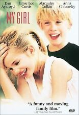 My Girl, Very Good DVD, Anthony R. Jones, Jane Hallaren, Peter Michael Goetz, An