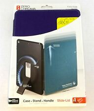 ZeroChroma Folio Slide Case Purple for Apple iPad Air IPDA-FS-BF5-X New Open Box